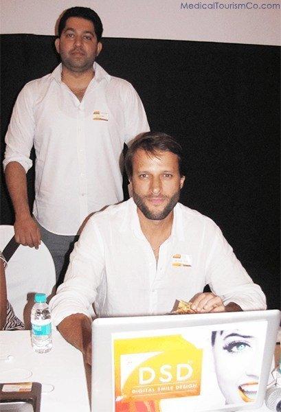 Chandigarh Dentist with Christian Coachman