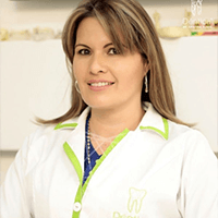 Dr. Cristina Suaza - maxillofacial surgeon and orthodontist in Bogota Colombia