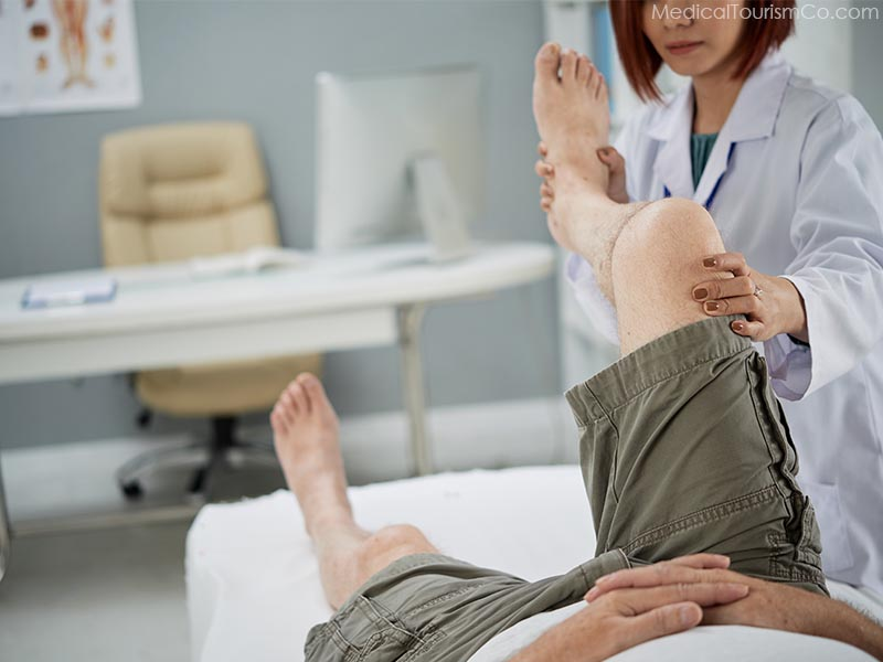 Physiotherapy of Knee