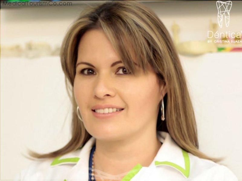 Dentist in Bogota- Christina Suaza