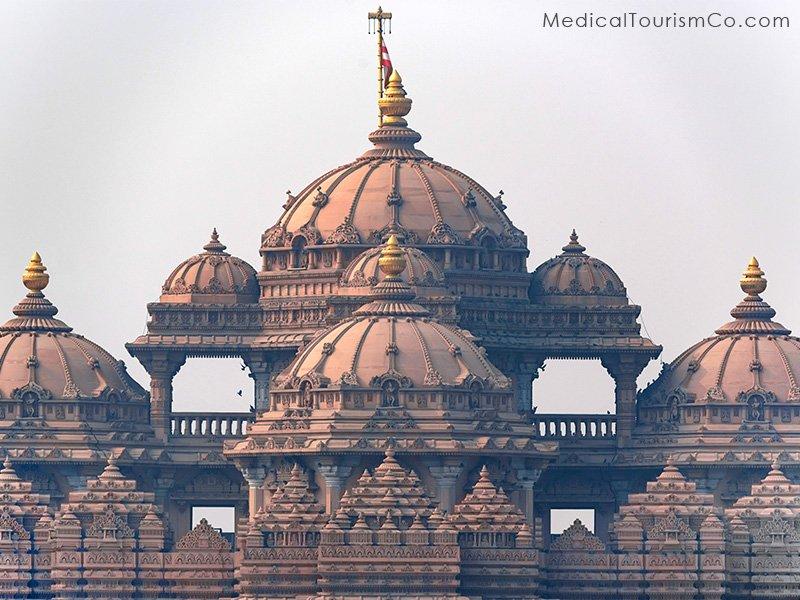 Akshardham- Dental Tourist Spot in Ahmedabad