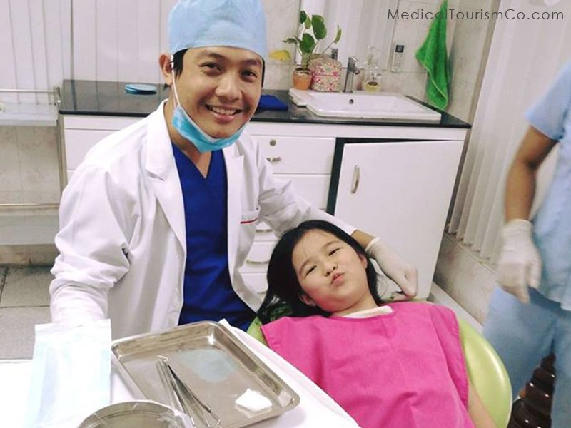 Dr. Song Pagna- Dentist in Cambodia