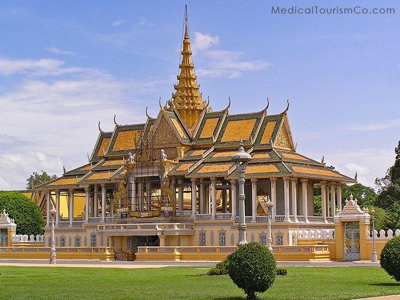 Silver Pagoda-Tourism in Cambodia