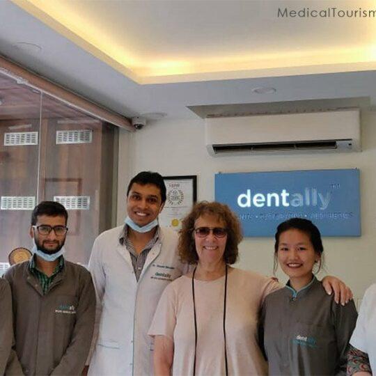 Dentist in New Delhi- Dent Ally