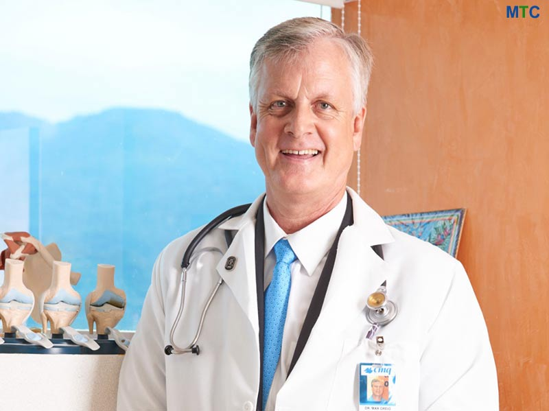 Dr. Max Greig | Hip Replacement Surgeon