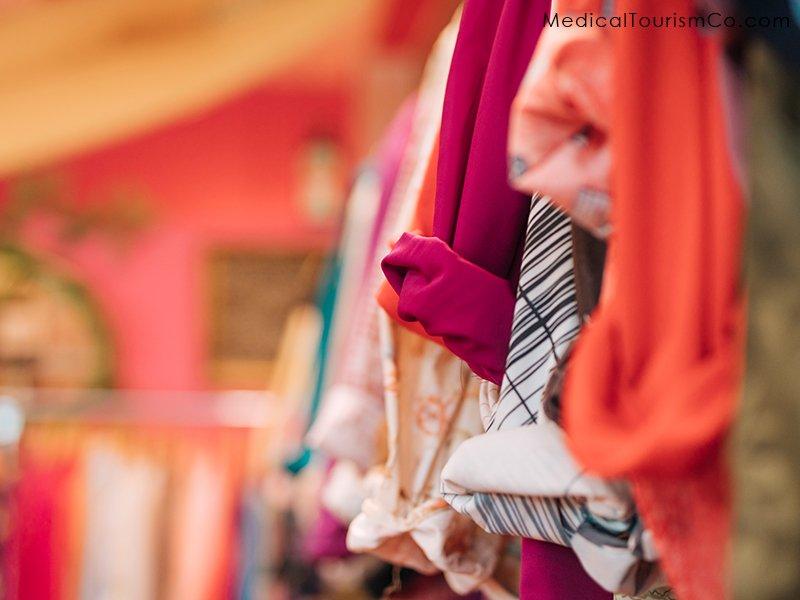 Textile Market Ahmedabad Gujarat