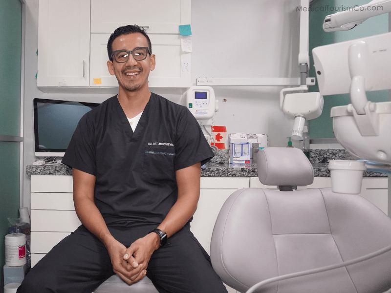 Dr Arturo Pereyra- Dentist in Puerto Vallarta