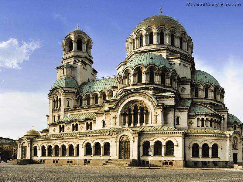 Alexander Nevsky Cathedral, Sofia- Dental Tourism in Bulgaria