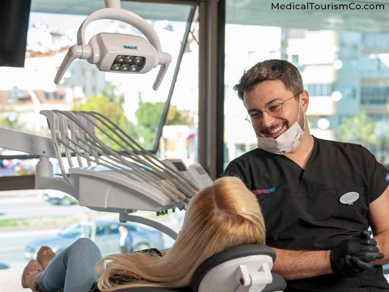 Dr. Fatih Erkun | Dental work in Turkey