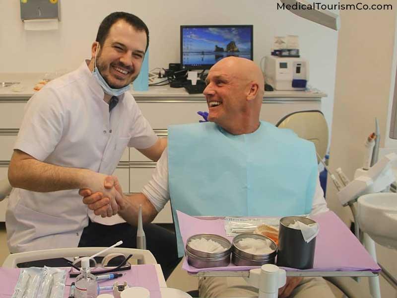 Dr. Dt. Şükrü Mert Yüce | Dental work in Turkey