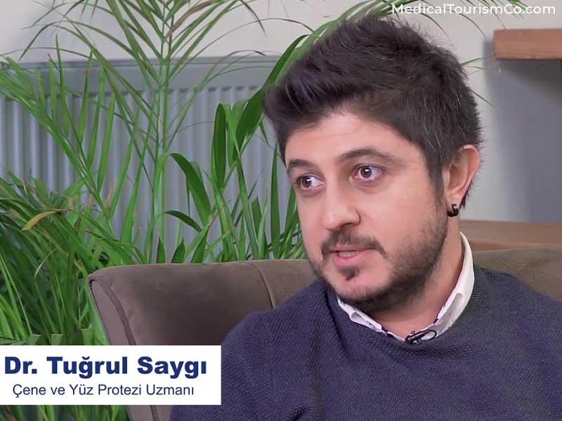Dr. Tugrul Saygi | Dental work in Turkey