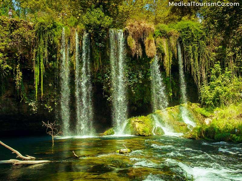 Duden Waterfalls | Dental Tourism in Turkey
