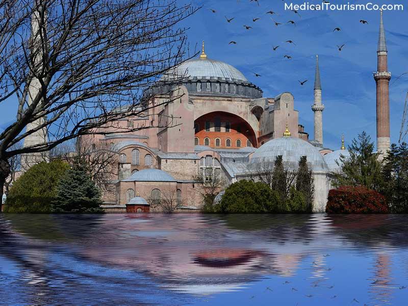 Hagia Sophia Museum | Dental tourism in Turkey