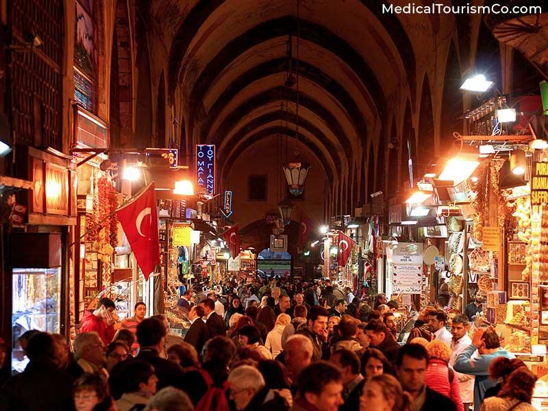 The Ggrand Bazar | Dental Tourism in Turkey