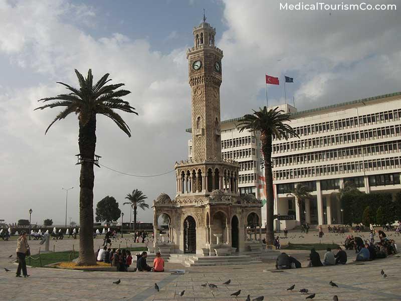 Izmir Clock Tower | Dental tourism in Turkey
