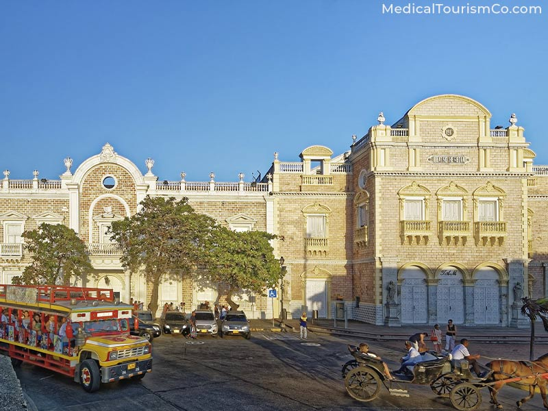 Teatro Adolfo Mejia | Dental Tourism in Cartagena
