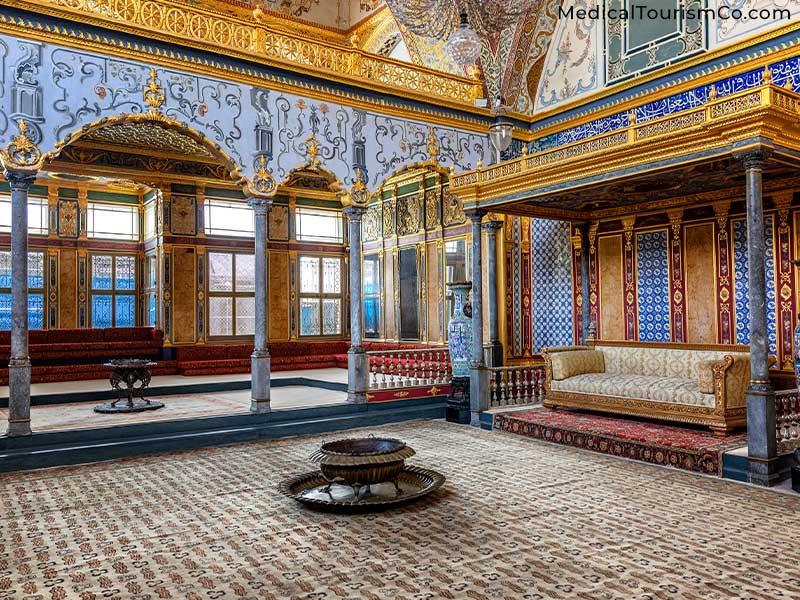 Topkapi Plalace Museum | Dental tourism in Turkey