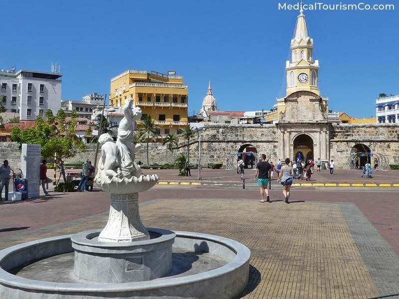 Dental tourism in Cartagena