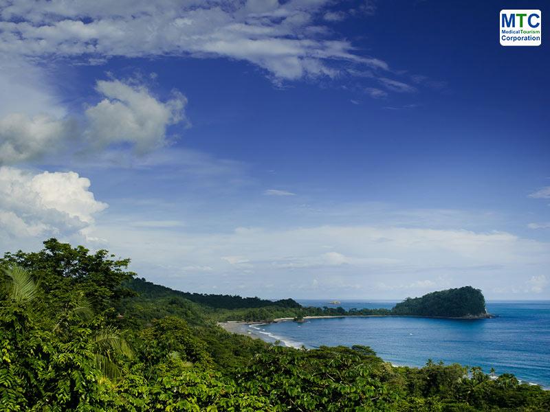 Costa Rica Tourism - Manuel Antonio National Park