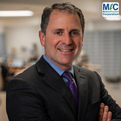 Dr. Michael Morris   Hip Replacement Surgeon, USA