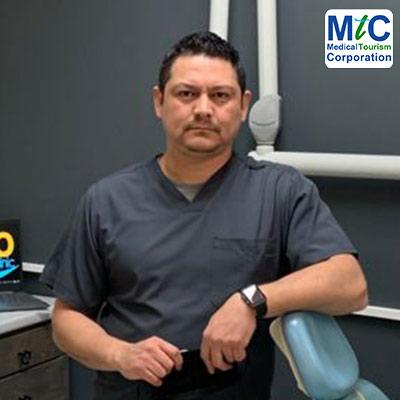 Dr. Daniel Jimenez Lujan | Ciudad Juarez Dentist