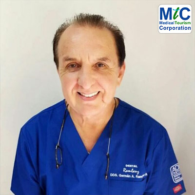 Dr. Germán Arturo Ramirez | Mexicali Dentist