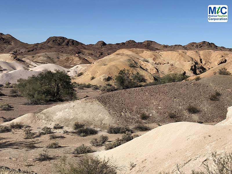 Yuma | Arid Sand | Los Algodones | Mexico