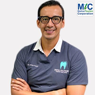 Dr. Arturo Pereyra | Puerto Vallarta Dentist