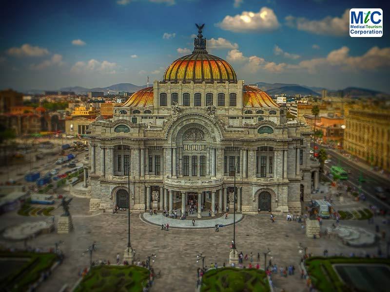 Palace of Fine Arts | Mexico City