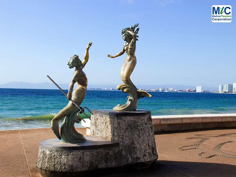 Mermaid Statue | Puerto Vallarta