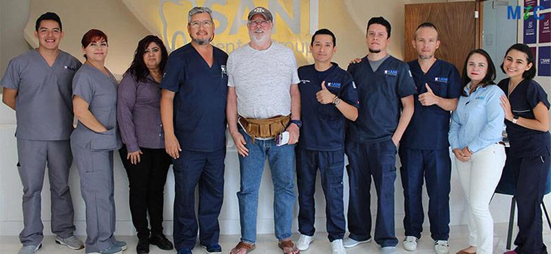 Sani Dental Team | Cosmetic Dentistry | Cancun