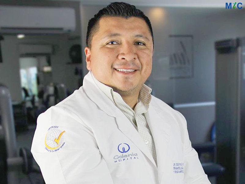 Dr. Jesús Raúl Arjona Alcocer | Orthopedic Surgeon | Cancun | Mexico