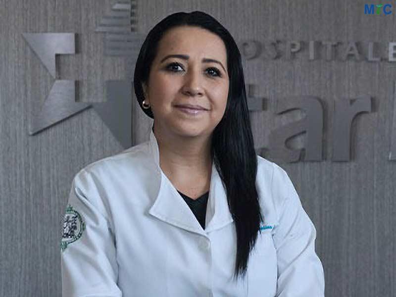 Dr. Martha Carolina Hernández   Orthopedic Spine Surgeon   Puebla   Mexico