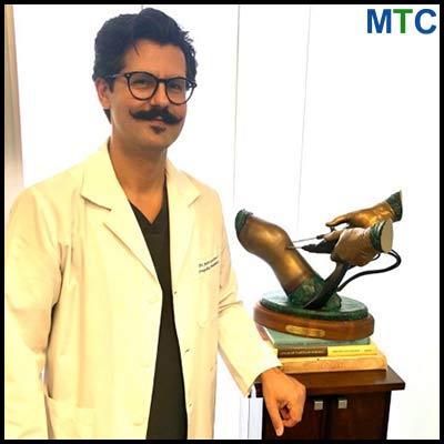 Dr. Jesus Irineo Gallarzo Ramirez   Orthopedic Surgeon   Mexico