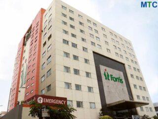 Fortis Healthcare   Orthopedic Hospital   India